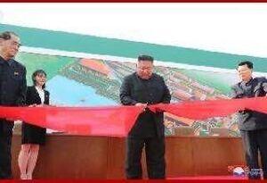 رهبره کرهشمالی در انظار عمومی ظاهر شد +عکس