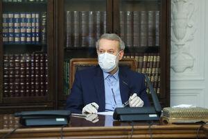 لاریجانی از سه دوره ریاست بر مجلس گزارش میدهد