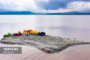 زندگی دوباره دریاچه ارومیه