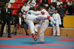 کمک قهرمان اسبق کاراته برای مبارزه با کرونا