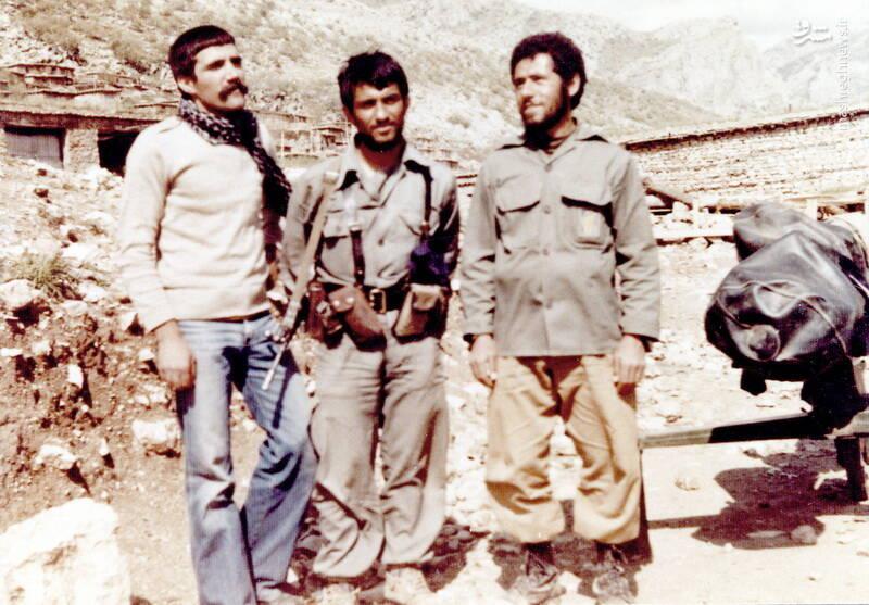 شهید حسین قجهای
