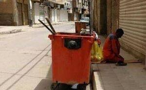 روایتی از وضعیت بلاتکلیف شغلی نارنجیپوشان شهر