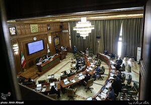 مهمان امروز جلسه شورای شهر تهران