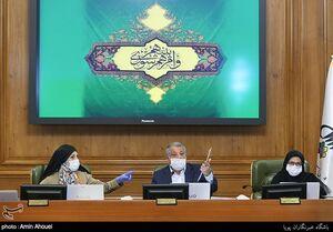 فیلم/ جنجال در جلسه و قهر اعضای شورای شهر تهران!