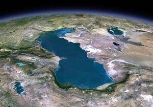 کاهش ۱۲ سانتیمتری تراز آب دریای خزر در سال ۹۸