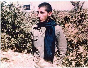 شهید محسن مظفری