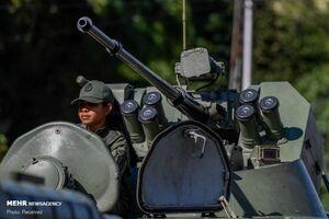 ارتش ونزوئلا به حال آماده باش درآمد