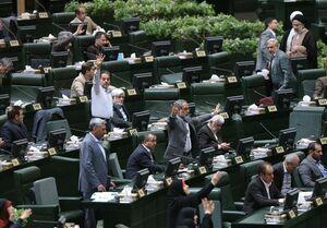 نماینده مجلس در صدر امضاکنندگان استیضاح