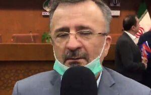 فیلم/ داورزنی: تلاش میکنیم ولاسکو به ایران برگردد