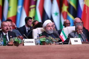 آمریکا با تحریمها مردم ایران را از حقوق خود محروم ساخته است/ وقت آن رسیده اعمال فشار به ملتها جای خود را به همکاریهای بینالمللی دهد