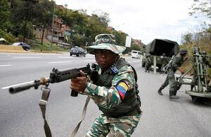 نظامیان سابق آمریکایی، لیدر عملیات اغتشاش در ونزوئلا