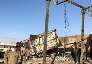 آمریکا به مجروحان حمله موشکی به عینالاسد مدال شجاعت داد
