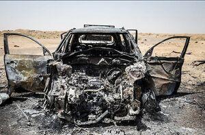 کشته شدن یک سرکرده اصلی داعش در عملیات «شیران صحراء»