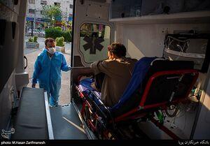 عکس/ عملیات ویژه اورژانس پایتخت