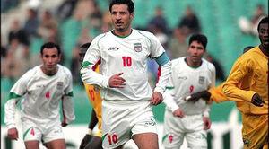 فیلم/ دایی در جمع ستارگان جام جهانی ۲۰۰۶