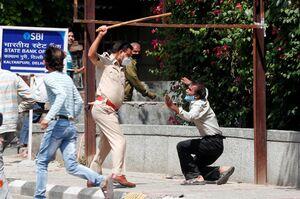 تنبیه شهروندان در خیابان
