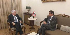 سفیر آلمان در لبنان فراخوانده شد