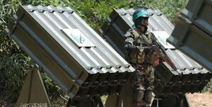 رکوردشکنی در شلیک راکت به سمت اراضی اشغالی