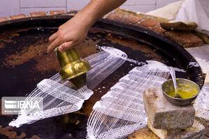 عکس/ مهمان سنتی سفرههای افطار گیلانیها