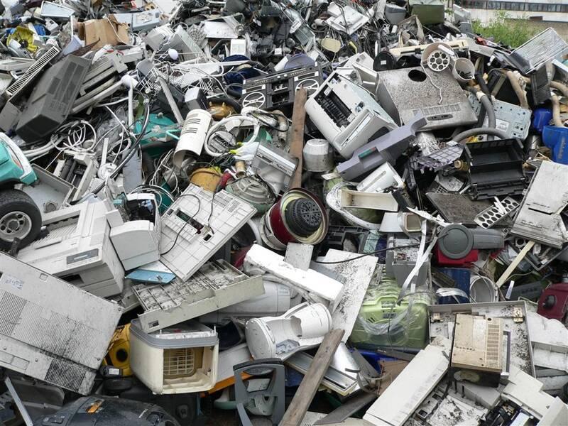 پسماند الکترونیکی تهدیدی برای محیط زیست