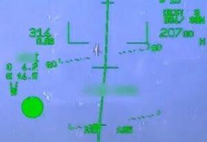تعقیب «اف-۱۶» ترکیه از سوی «میراژ-۲۰۰۰» یونان بر فراز اژه +فیلم