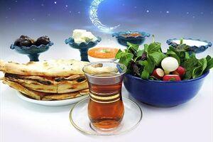 چگونگی تامین آب بدن در ماه رمضان