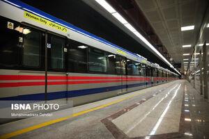 ادامه تعطیلی مترو شیراز در پی شیوع ویروس کرونا