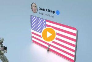 قابل توجه ترامپ! +فیلم