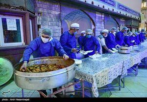 عکس/ افتتاح همزمان ۱۰۰۰مرکز اطعام مهدوی