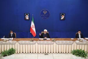 حاشیههای جلسه امروز هیات دولت
