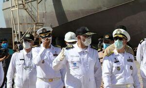 بازدید دریادار خانزادی از پروژههای سازمان صنایع دریایی