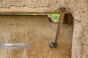 عکس/ شهر درهای سنگی