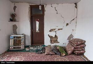 جزییات از خسارت زلزله ۵.۱ ریشتری لرستان