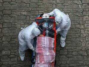فیلم/ شمار واقعی جان باختگان کرونا در انگلیس
