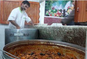 مهمانان ضیافت افطاری رهبری +عکس
