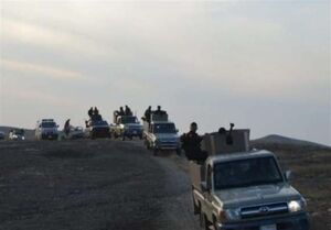 عملیات جدید حشد الشعبی برای تعقیب داعش در نینوا