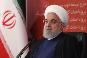فیلم/ روحانی: راهی جز گسترش تولید نداریم