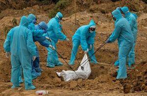 عکس/ آخرین قاب از قربانیان کرونا در جهان