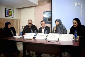 ماموریت خبرنگار BBC در فراکسیون زنان مجلس +عکس