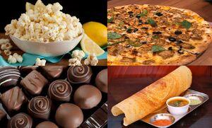 خوردنیهای محبوب دنیا