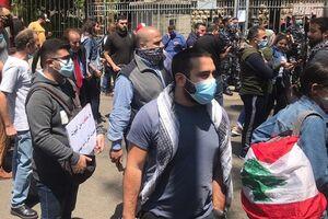 واکنش توییتریها به اعتراضات خشونتآمیز لبنان +عکس