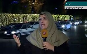 فیلم/دستفروشها  در میدان تجریش بساط کردند