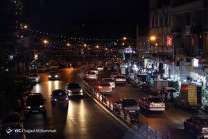 میدان تجریش پس از زلزله