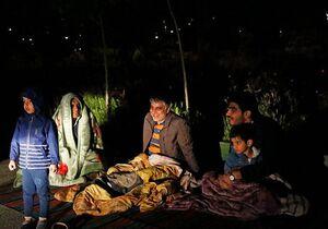 آخرین وضعیت مصدومان زلزله شب گذشته