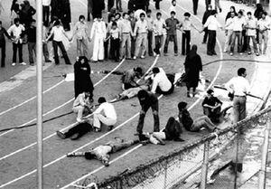 روایتی از حضور ارتشیها در تظاهرات ضد سلطنتی در سال ۱۳۵۷