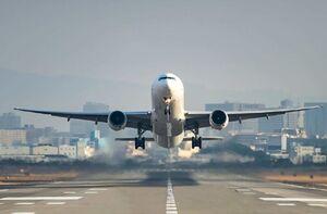 پرواز هواپیما