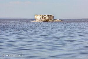 احیای دریاچه نمک حوض سلطان