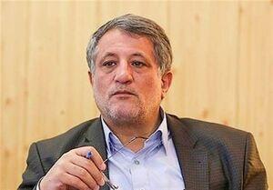 بیخبری محسن هاشمی از رقیب انتخاباتی