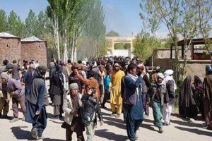 اعتراضات در افغانستان به کشته شدن حداقل ۶ نفر انجامید