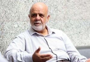 توضیح سفیر ایران در بغداد درباره دیدار با الکاظمی